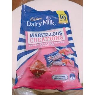 Mina購-Dairy Milk跳跳糖巧克力 單顆包裝
