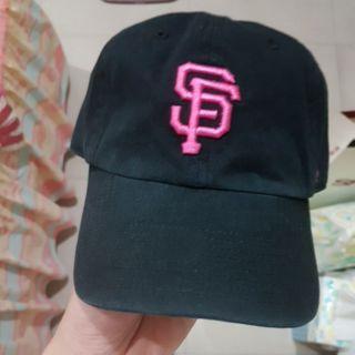 47BRAND 女款 老帽  男生可戴 巨人 MLB