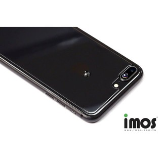 imos AG2BC 2.5D 背面強化玻璃保護貼 for iPhone 8 / iPhone8 Plus 玻璃背貼