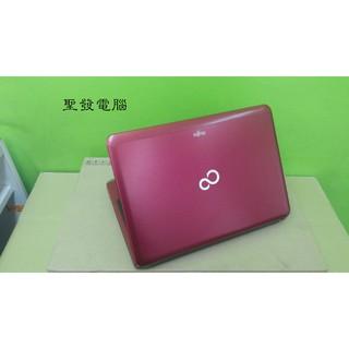 ◆聖發二手筆電◆FUJITSU SH530 i5-M460 4G 500G DVD獨顯 13吋筆電