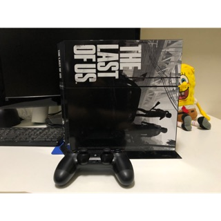 PS4 主機 最後生存者同捆版 附手把 直立架