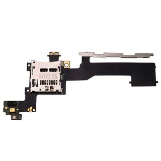 手機記憶體卡卡槽排線 按鍵開機排線 卡座排線 適用HTC One M9