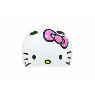 【安全帽先生】EVO CA-110 CA110 雪帽 大臉 Kitty 白 安全帽