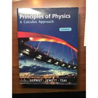 Principles of physics a calculus Approach 2nd Edition