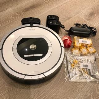[二手]iRobot Roomba 760 第七代掃地機器人