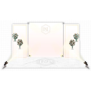 (客製化)婚禮背板,婚禮拍照道具,婚禮用品,婚禮大圖,客製化設計