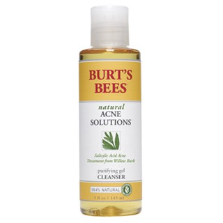 Burt's Bees 清痘夫潔顏凝膠