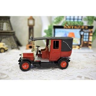 紫丁香歐陸古物雜貨♥英國 古董計程車模型車(附原裝盒)