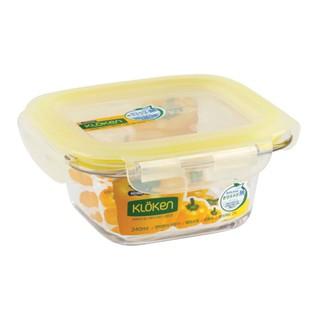 韓國 KOMAX 輕透 Tritan 方形保鮮盒 240ml 輕透保鮮盒 保鮮盒 72521
