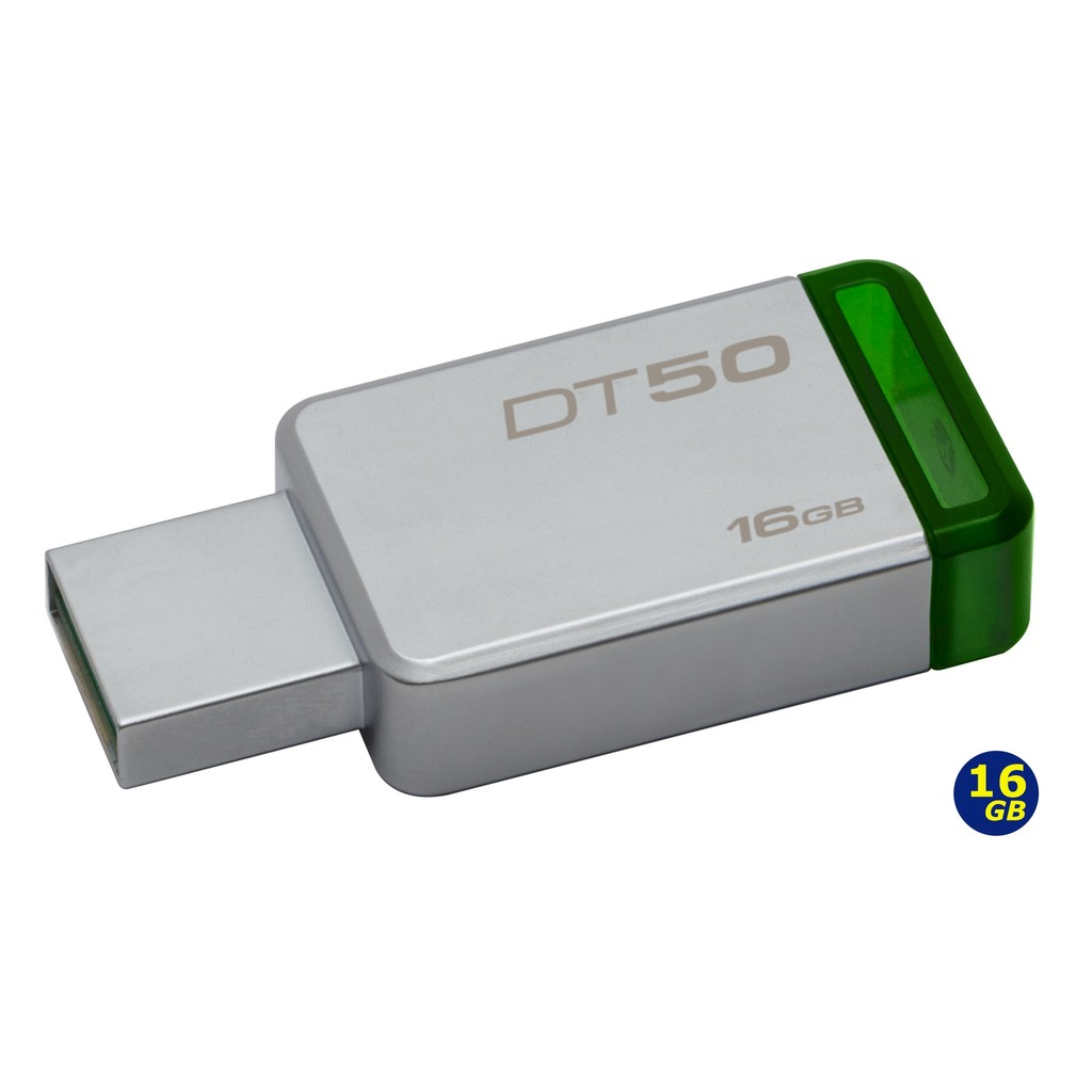 Kingston 16GB 16G [DT50/16GB] DataTraveler 50 USB 3.1 隨身碟