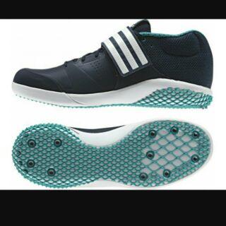 2016年adidas Adizero Javelin 2 Field Event Spikes - Navy田徑釘鞋