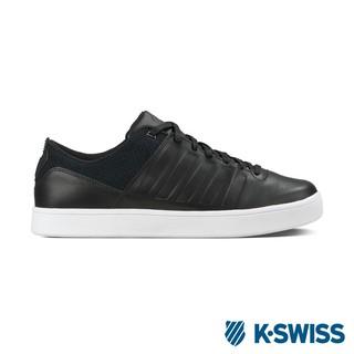K-Swiss Court Westan運動休閒鞋-男-黑