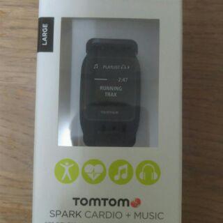 音樂智慧手錶TomTom SPARK CARDIO+Music