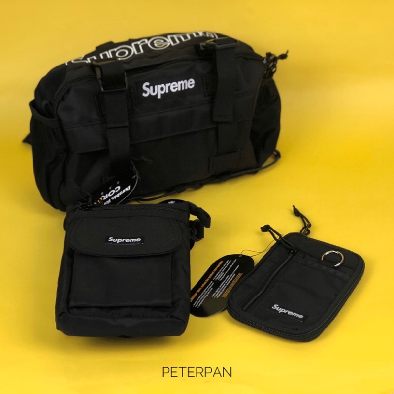 [現貨] Supreme 47th s bag 腰包 小側包 小包【彼得潘】
