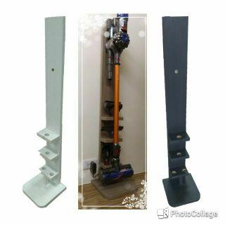 Dyson 吸塵器架吸塵器 V6 V7 V8 DC62 DC74 收納充電架 落地式壁掛架 收納架 置物架