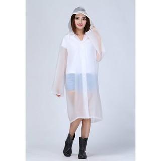 【IP270團購】男女情侶款多色加厚雨衣 EVA半透明雨衣 UM82102