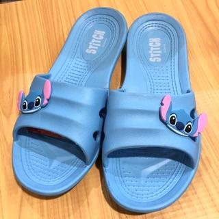 《朋友禮品》台灣授權正版 迪士尼 史迪奇 Stitch 防水 室內拖鞋 浴室拖鞋 拖鞋 室內鞋 鞋 disney