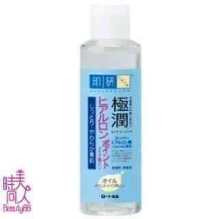 肌研 極潤 玻尿酸超保濕眼唇專用卸妝凝露 150ml