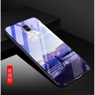 手機殼 玻璃面  華晨宇 OPPO A73 A59 A57 R11S+ R11 R9S