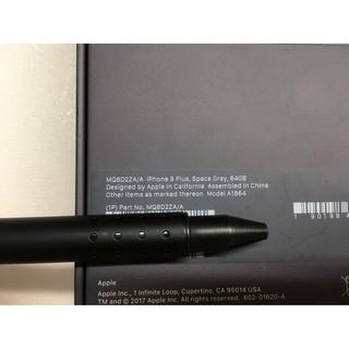 iPhone 8 Plus 64G A1864 太空灰 高通版 港版 iphone8 iphone8+ 灰 黑