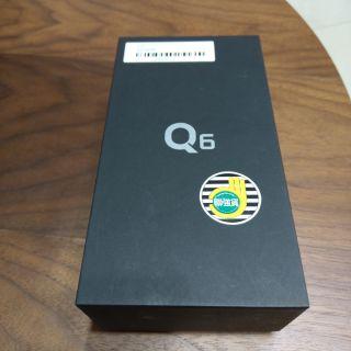 LG Q6 黑色