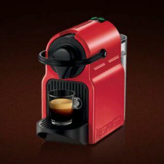 [全新] Nespresso INISSIA C40 經典版寶石紅