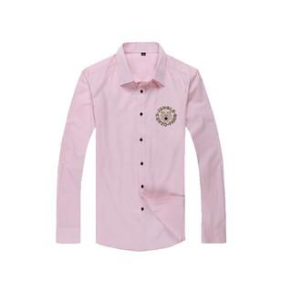 KENZO短袖襯衫 Kenzo襯衫 新款老虎頭刺繡短袖襯衫 kenzo眼睛系列刺繡短袖襯衫 潮流修身短袖襯衫 素面襯衫