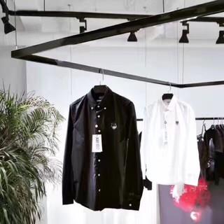 KENZO 黑白襯衫 簡單就是潮流 潮