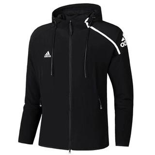 愛迪達 Adidas 棉衣外套 男生外套 運動外套 連帽外套 愛迪達外套 戶外套