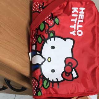 桂格hello kitty側背包