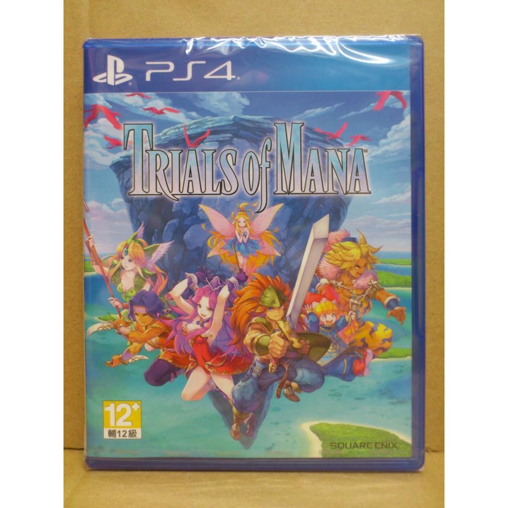 PS4 聖劍傳說 3 (中文版)