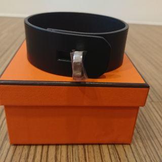 Hermes 簡單有型 皮手環