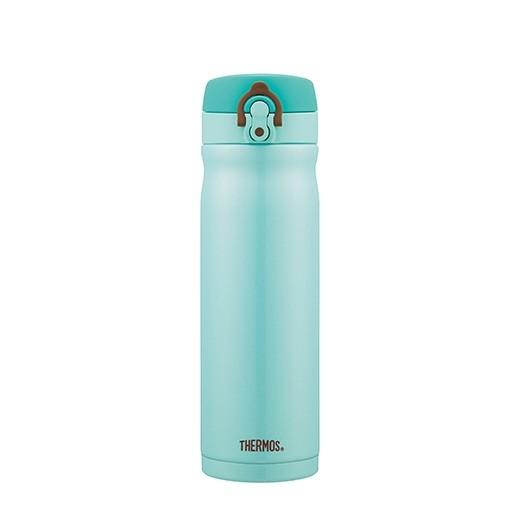 THERMOS 膳魔師 不鏽鋼真空保溫瓶0.5L JMY-503-MNT (薄荷綠)