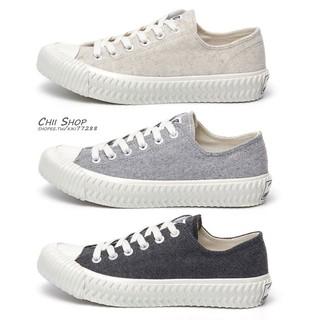 ~CHII ~韓國 Excelsior 餅乾鞋BOLT LO FELT 羊毛氈毛線灰海貝色烏木色