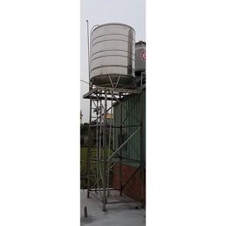 大噸位水塔含腳架 需自拆自取 白鐵水塔 不鏽鋼水塔 不銹鋼水塔 中古水塔 二手水塔