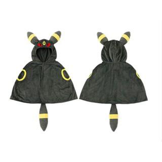 日版預購 神奇寶貝 月精靈 披風 披肩 伊布家族 吊飾 pokemon 精靈寶可夢 (皮卡丘 謎擬Q 冰六尾 木木梟