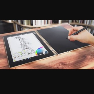 聯想 LENOVO YOGA BOOK 全新