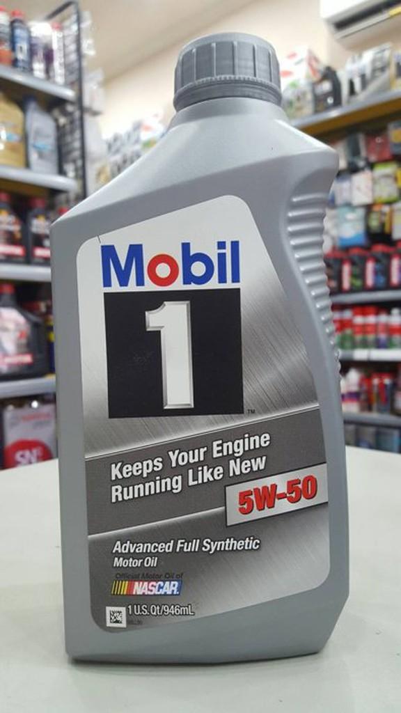 ~油夠 ~美孚 Mobil 1 Keeps Your Engine Running Lik