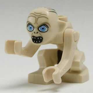 LEGO 魔戒系列 9470 Gollum 咕嚕 全新