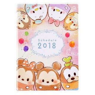 [現貨+預購] Ufufy 2018 B6行事曆 100%迪士尼商店正品 Disney ufufy