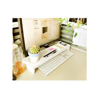 辦公達人 超強桌面收納  辦公收納架 鍵盤收納架 桌上型電腦筆電鍵盤滑鼠置物架 辦公用品收納