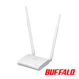 全新出清↘Buffalo 巴比祿 WCR-HP-G300 8dpi天線 300Mbps 無線基地分享器 無線分享器