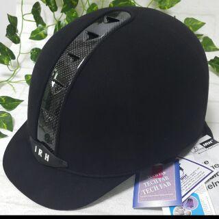 【騎馬裝備】IRH 全新 馬術頭盔/騎士帽   調整式 透氣騎士帽 (60CM)