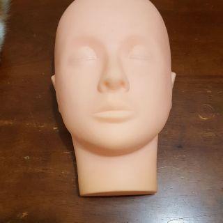 植睫練習用 假人頭