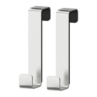 [出清] IKEA 不鏽鋼 門後掛勾