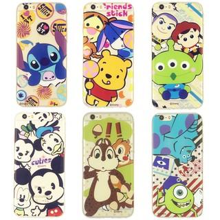 【共6款】IPHONE5/5S手機殼【代購】保護套迪士尼米奇米妮維尼史迪奇松鼠奇奇三眼毛怪