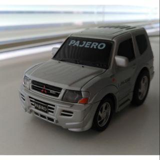 Mitsubishi Pajero 日本原廠 模型車 迴力車 1:43 模型 三菱