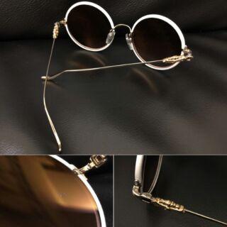 CHROME HEARTS 鈦金屬太陽眼鏡破盤價