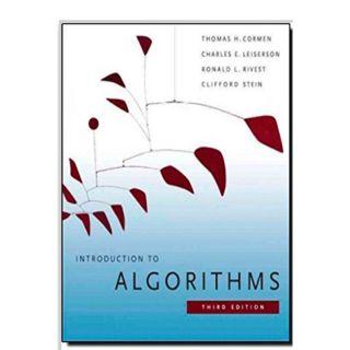 Introduction to Algorithms, 3/e (IE-Paperback)