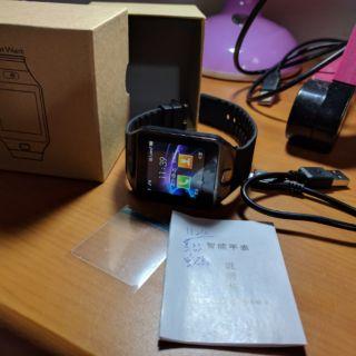 DZ09智慧手錶 (英文/簡體中文版)